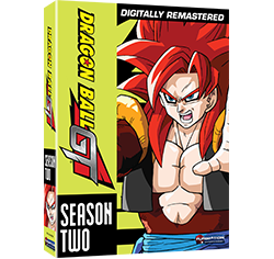 Dragon Ball GT Complete Season One